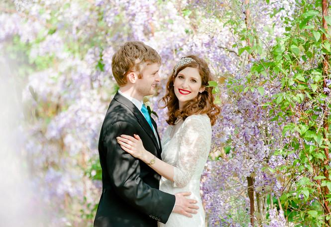 Wedding photography at Pentillie Castle & Estate