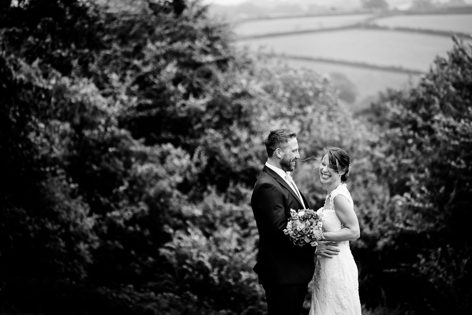 Elopement at The Green, Cornwall
