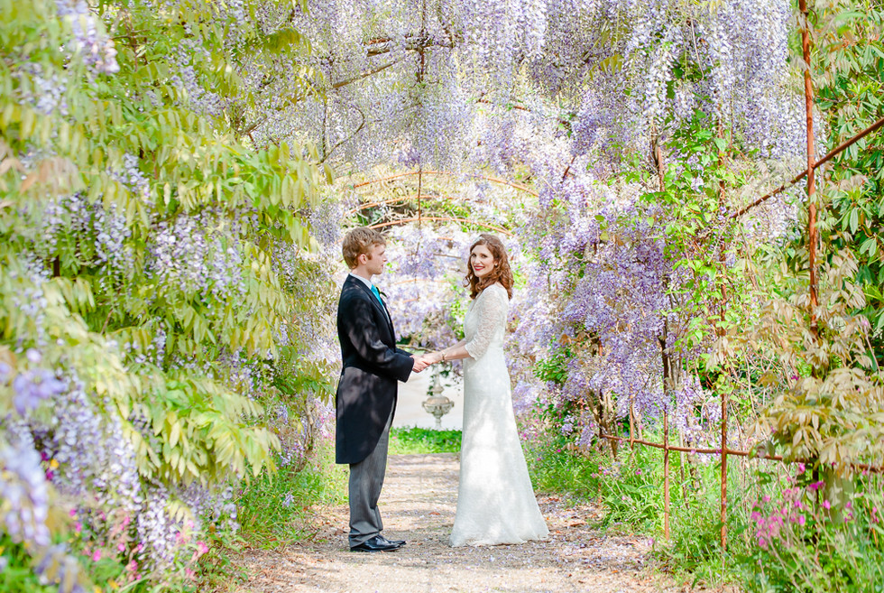 Wedding photography, Pentillie Castle & Estate