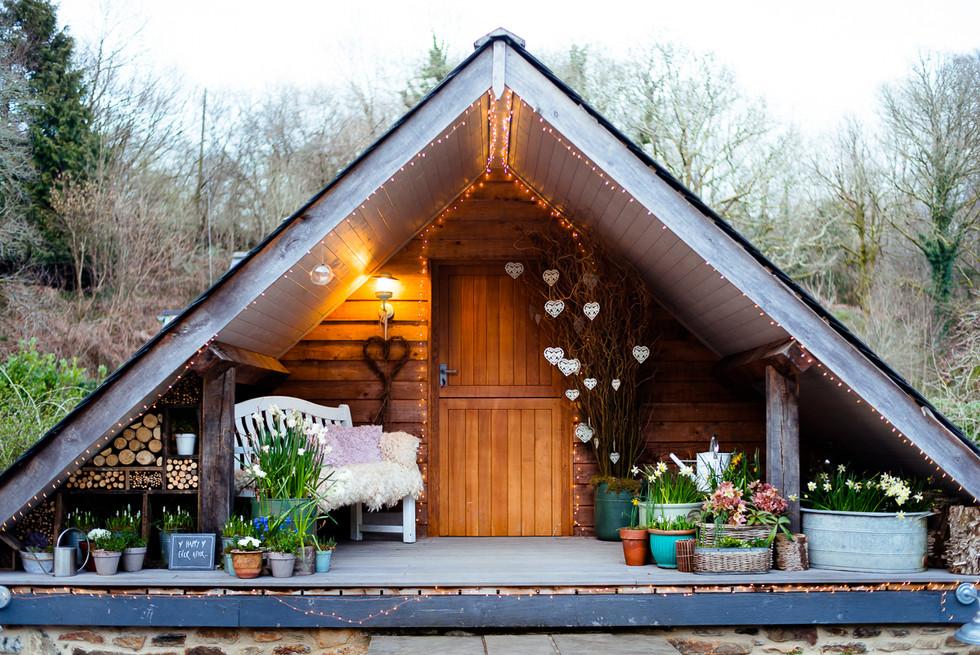 Quirky wedding venues in Devon