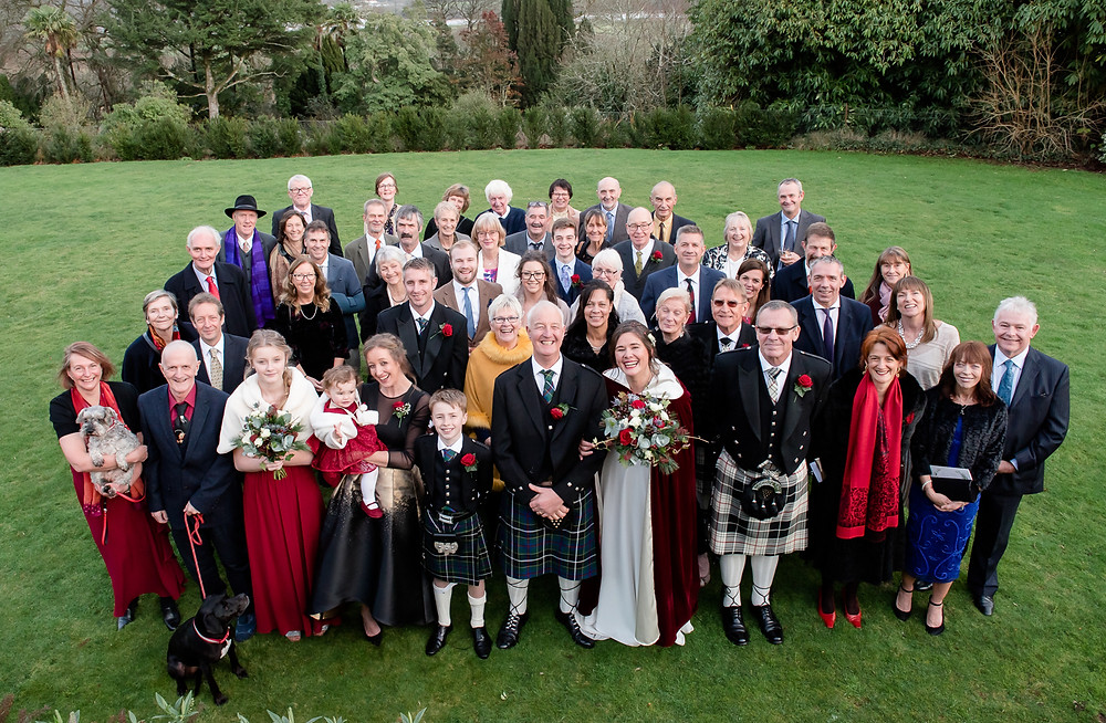 Planning your wedding group photos