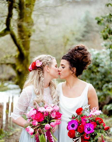 Same sex elopements in Devon & Cornwall