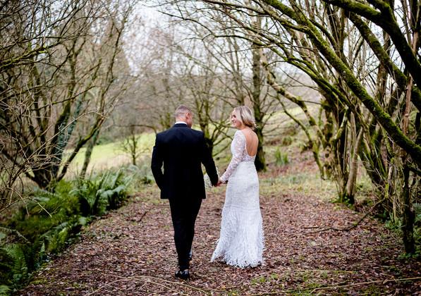 Rural wedding venues in Cornwall