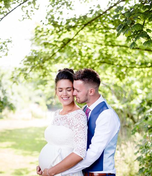 Summer wedding at The Green, Cornwall