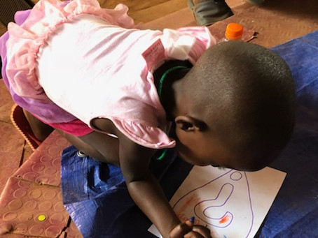 Communicating with Sponsored Children