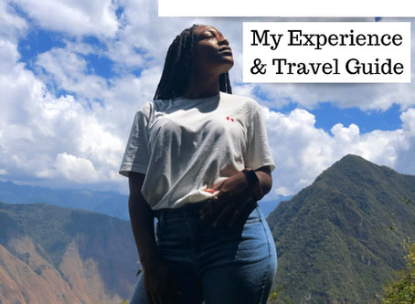 Explore Machu Picchu: My Experience & Travel Guide