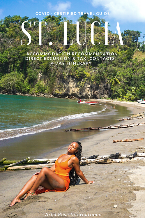St. Lucia Travel Itinerary