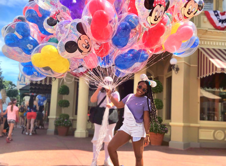 Explore Disney World as an Adult