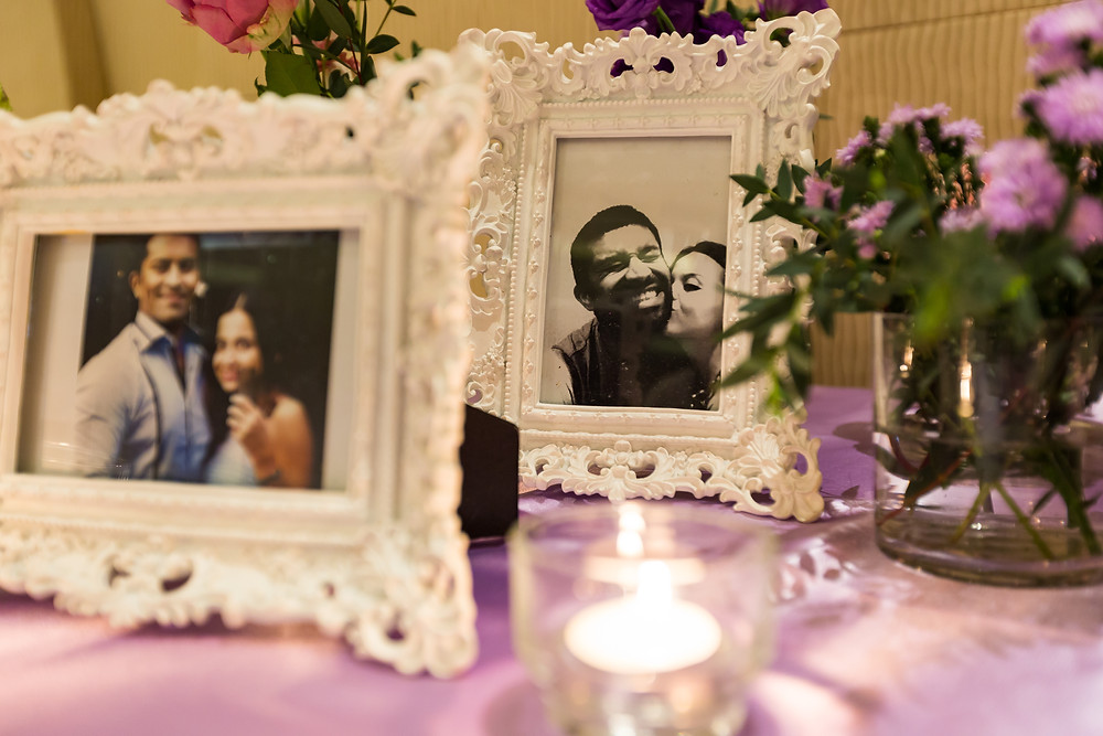 Deepa & Tushar show an Amazing Story in White frame.