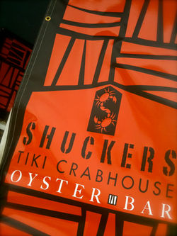 Shuckers Tiki Crabhouse