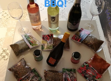 We are ready for your BBQ