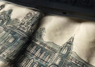 drawing work