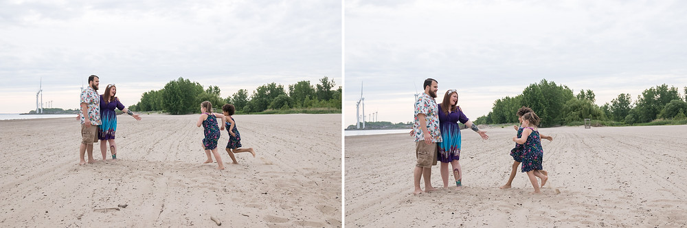 Woodlawn Beach Family Photography