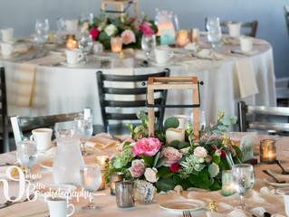Stunning Wedding Design by Beck & Forth Co. Bridal Shop | Buffalo NY