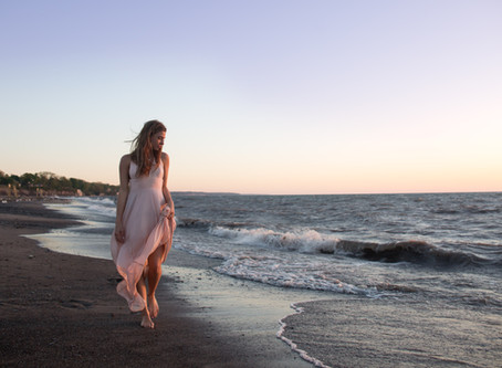 Beach Babes are Back | Lake Erie Boudoir | Buffalo NY