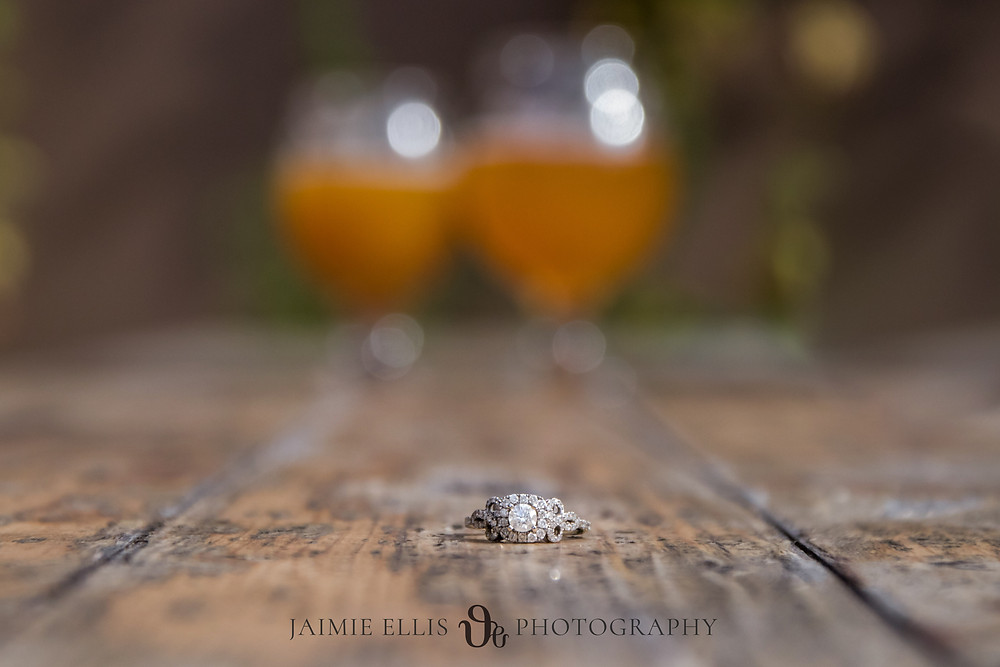 42 North Brewing Engagement Session East Aurora NY