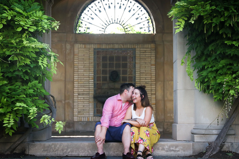 George Eastman Museum Engagement Photos