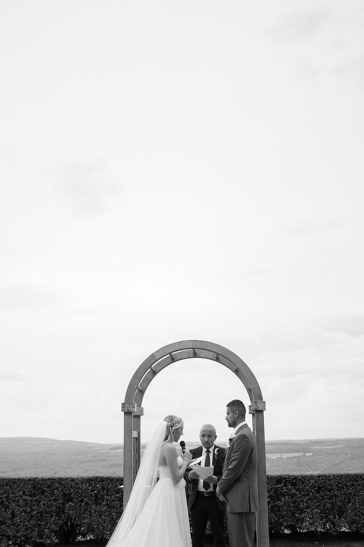 Finger Lakes Keuka Heron Hill Hammondsport Wedding