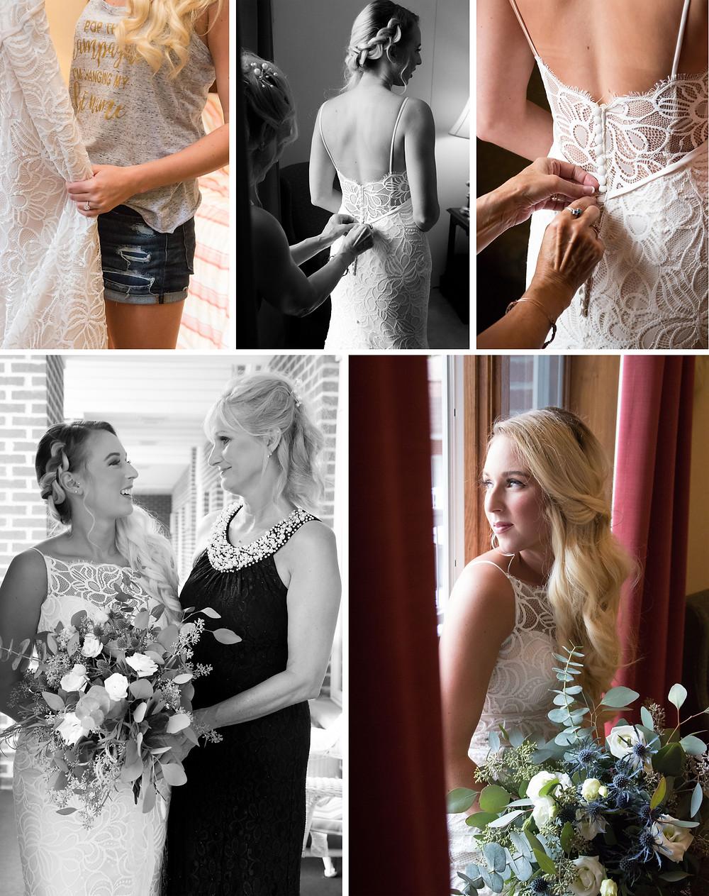 lockport inn suites bridal prep