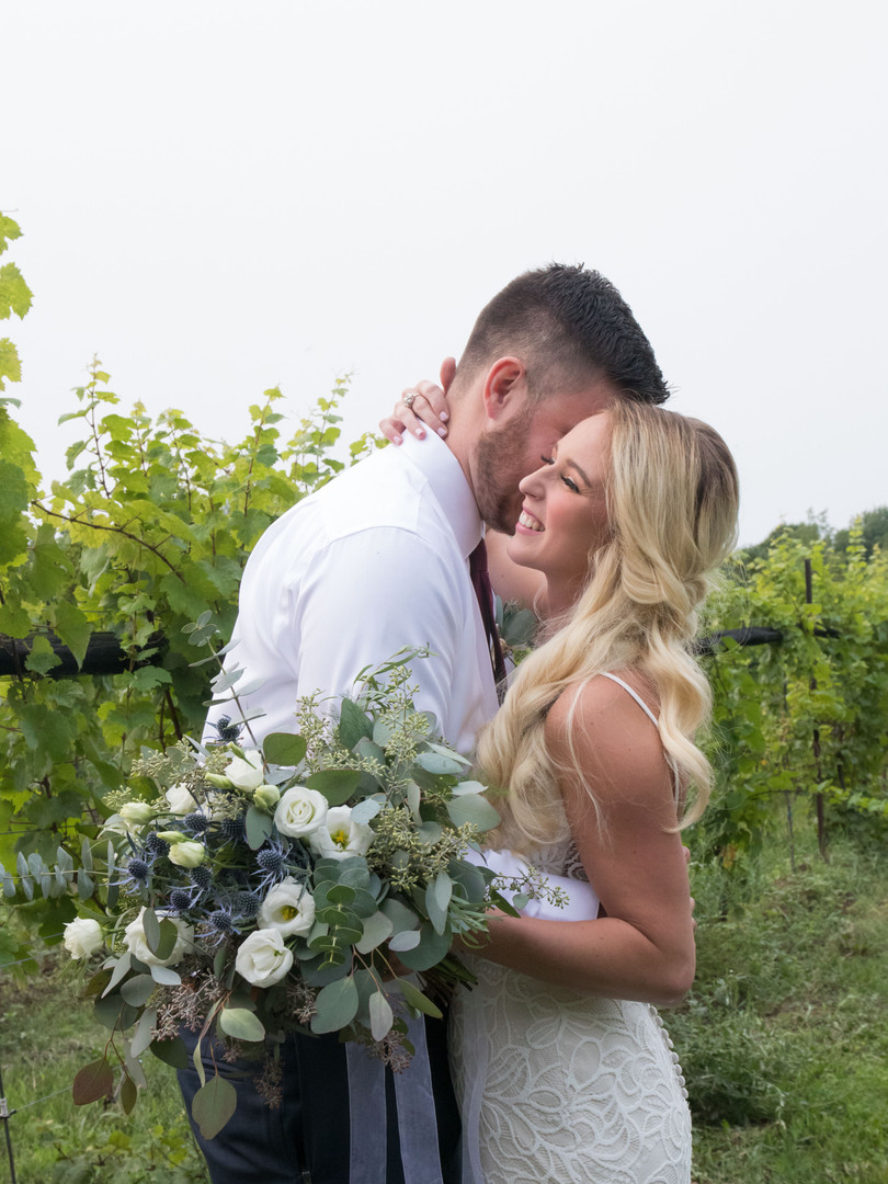 winery wedding finger lakes new york