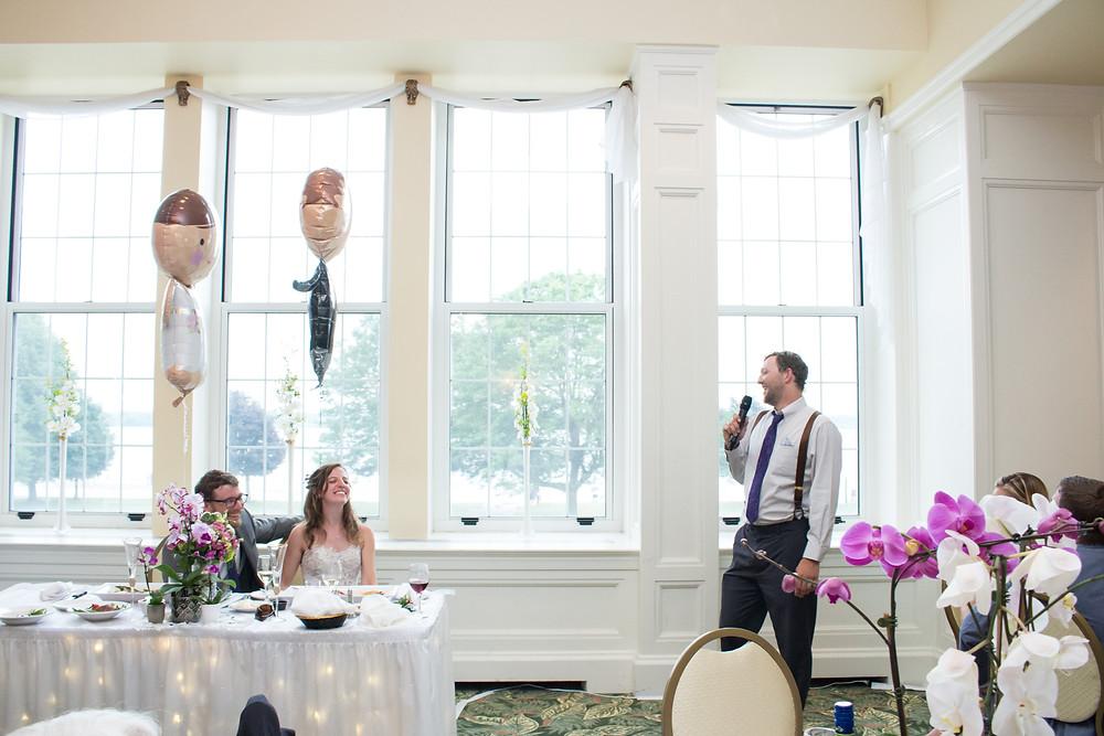 wedding reception Beaver Island Park NY
