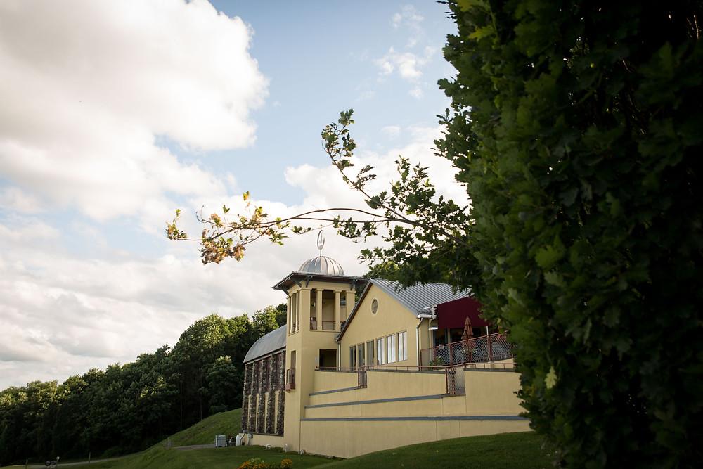 Heron Hill Winery Wedding Venue Keuka Lake Finger Lakes