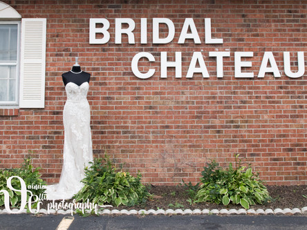 3 Tips For Wedding Gown Shopping Straight From Bridal Chateau Salon!