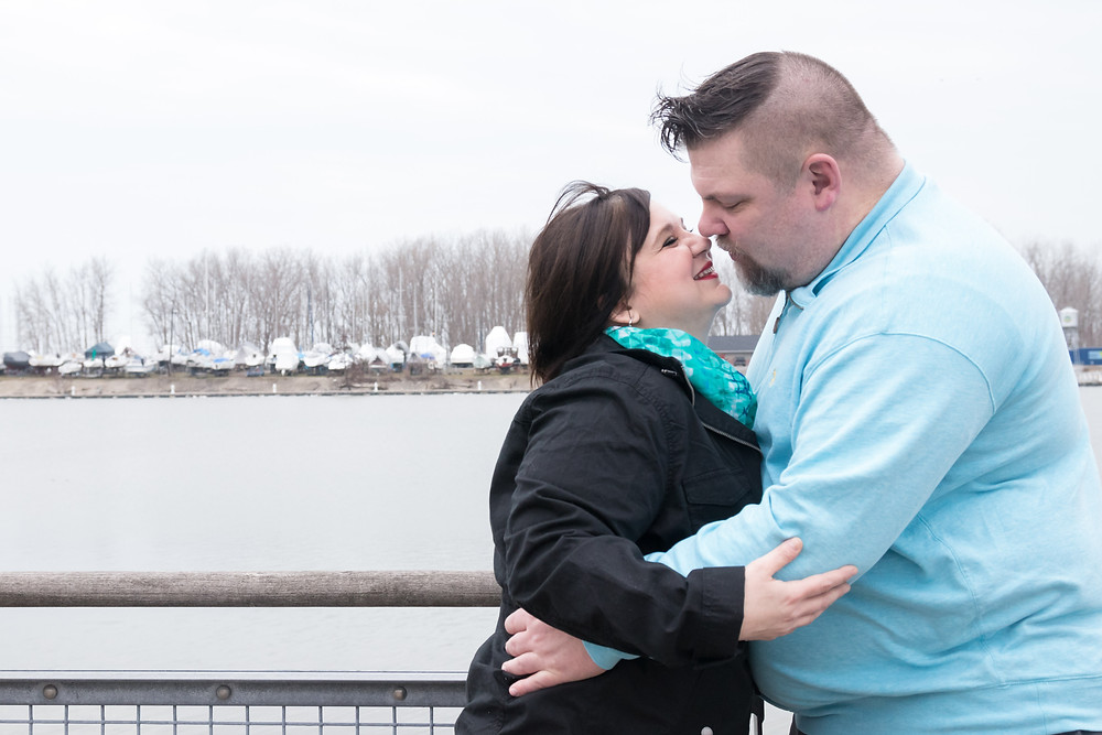 buffalo ny canalside engagement