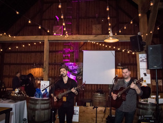 Denim & Diamonds - a fundraiser for Hawk Creek Wildlife Center at Hayloft in the Grove, East Aur