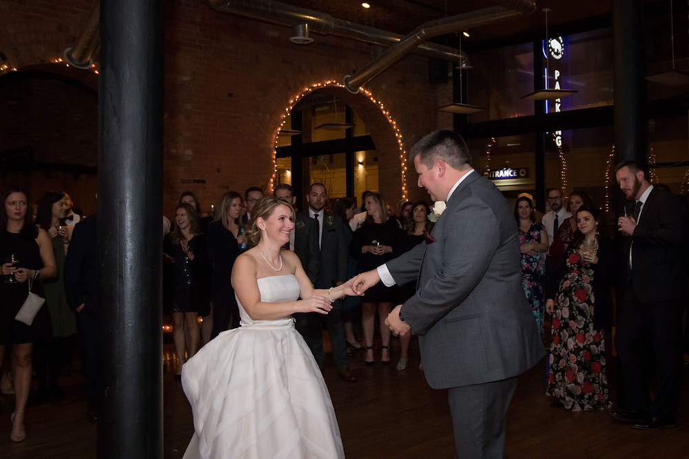 Pearl @ The Webb Wedding Reception First Dance Bride Groom Buffalo NY WNY Top 10 Venue