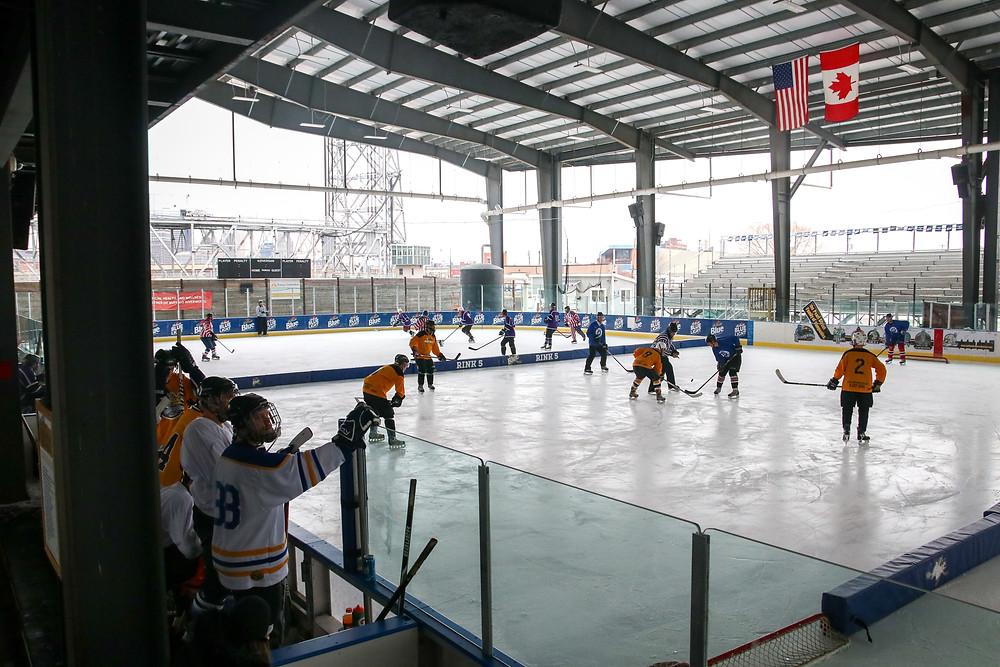 Labatt Pond Hockey Buffalo Riverworks 2018
