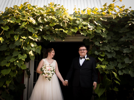 C + J's Becker Farms Vizcarra Vineyards Elopement