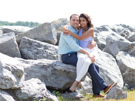 Rana + Jason - Lake Erie Love Doctors : )