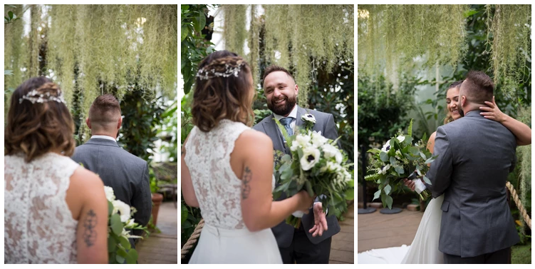 wedding traditions you can skip first look seeing each other first time at ceremony