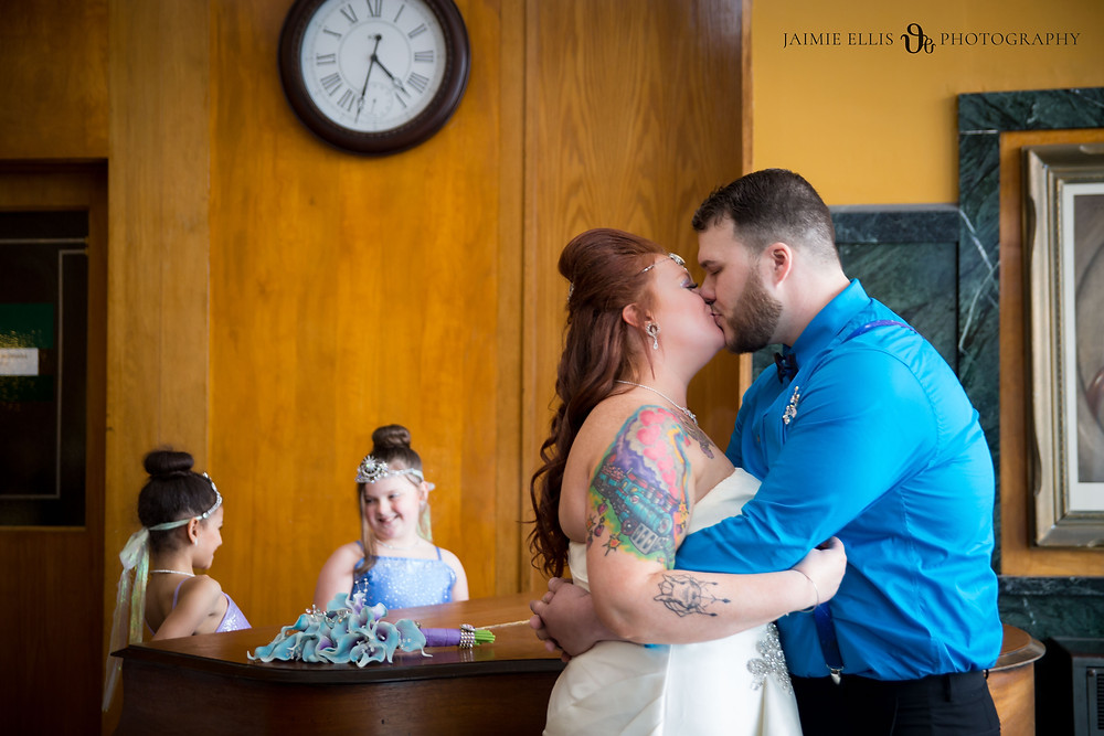 Events at the Wurlitzer in Tonawanda NY Wedding Photo