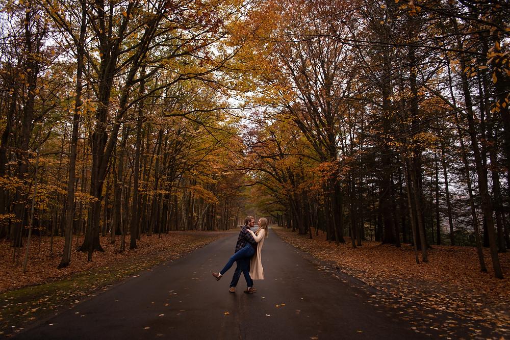 best fall photo spots wny