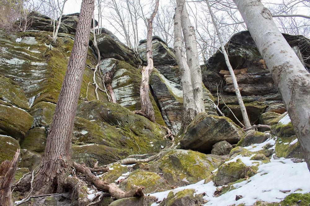 The Ledges at Cuyahoga National Park