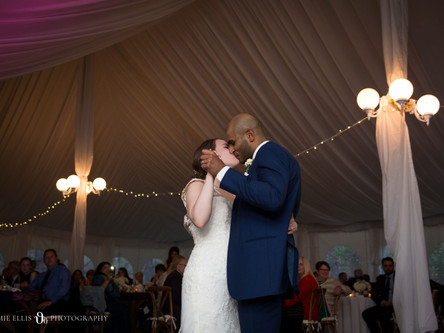 Alison + Matt tie the knot at O'Brien's Sleepy Hollow | East Aurora NY Wedding