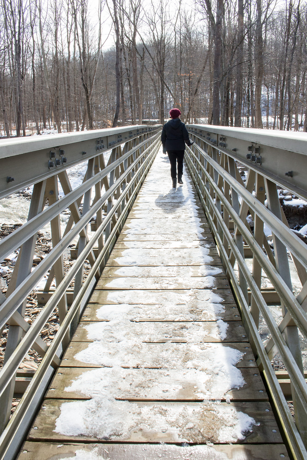 The Stanford Trail at Cuyahoga National Park