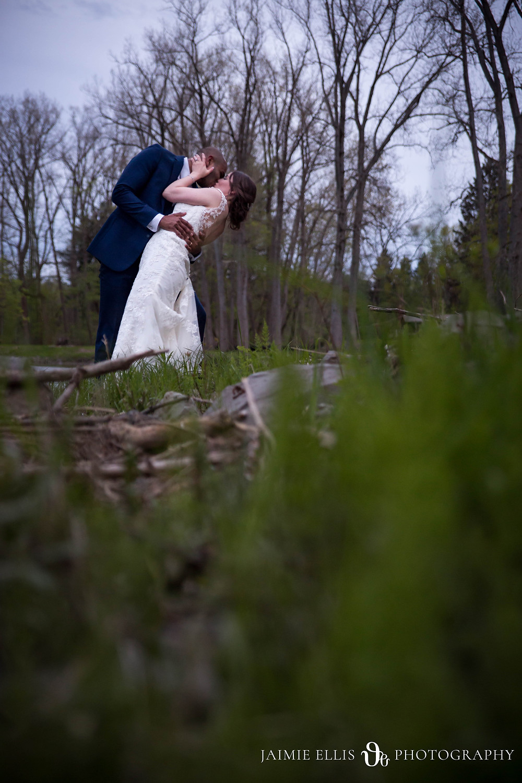 O'Briens Sleepy Hollow East Aurora Wedding Creek Photo