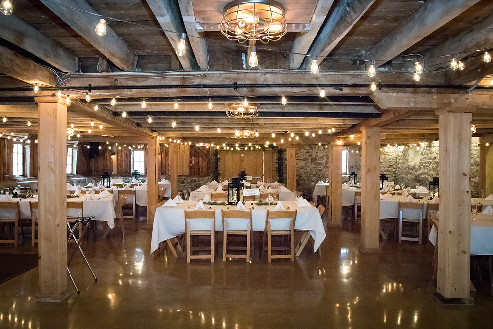 Hayloft in the Grove East Aurora Wedding Reception Hall WNY Top 10 Venue