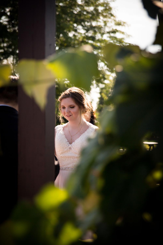Becker Farms Vizcarra Vineyards Gasport NY intimate wedding elopement ceremony covid option