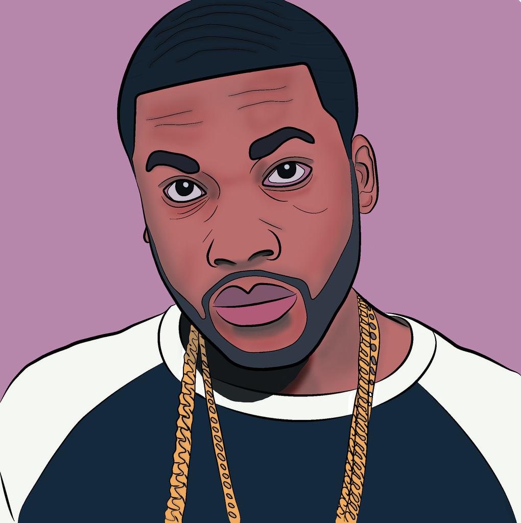 Cartoon Portrait Hightouch