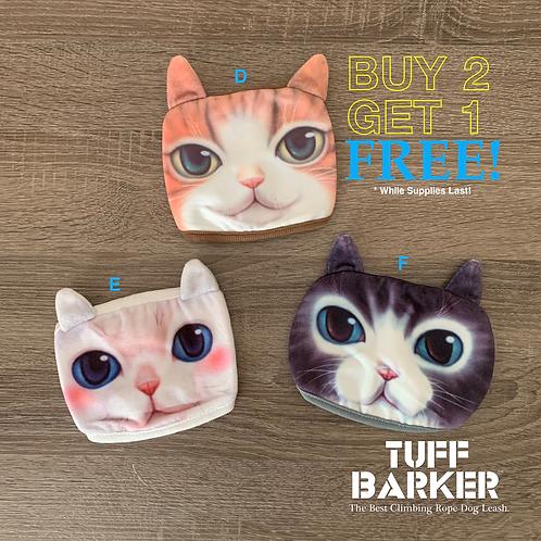 Funny Cat Face Masks