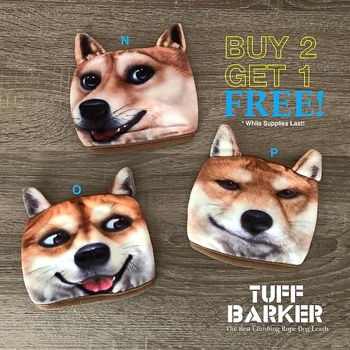 Funny Dog Face Masks