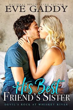 His Best Friend's Sister by Eve Gaddy