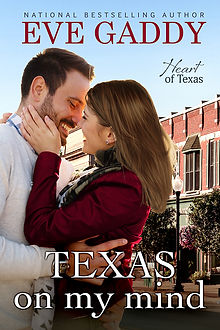 Texas On My Mind by Eve Gaddy book