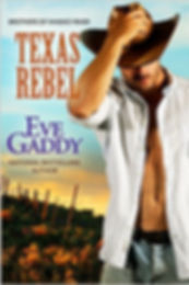 Texas Rebel by Eve Gaddy