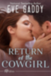 Return of the Cowgirl by Eve Gaddy