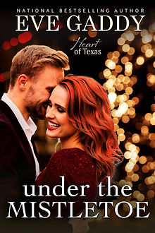 Cover of Under the Mistletoe by Eve Gaddy